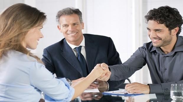 negociação empresa