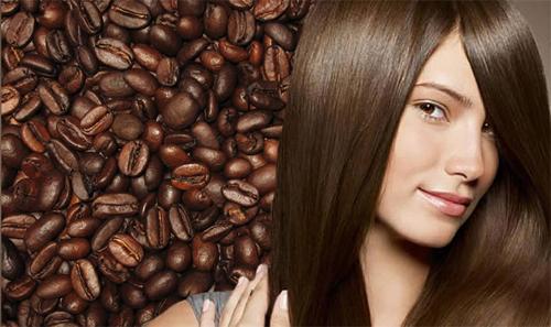 café para cabelos