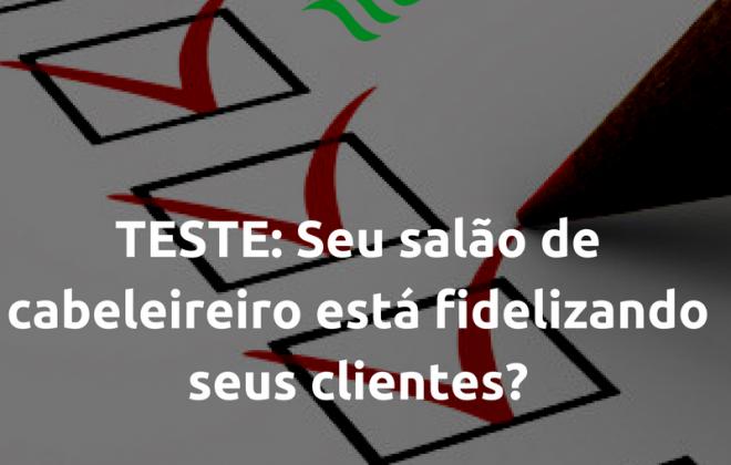 Teste fidelização de clientes