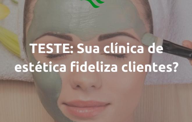 Fidelização de clientes clínica estetica