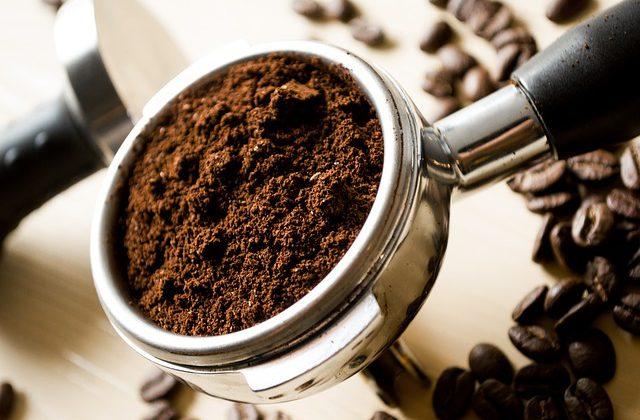 máquinas de café em pó
