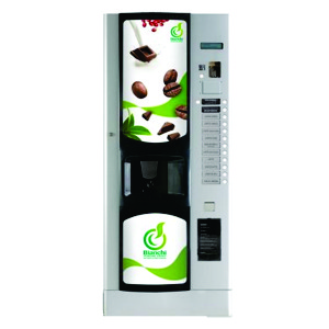 Máquina de café solúvel Lei 400