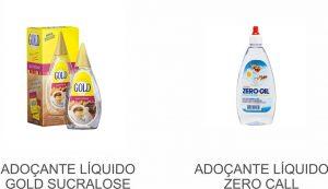 adoçante líquido