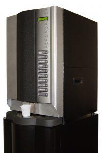 Máquina de café solúvel Multicafé