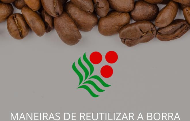 Reutilizar Borra do Café em Casa